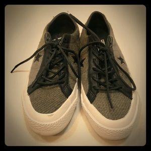 ⭐️Converse One Star Woolrich OX Shoes⭐️ (Unisex)